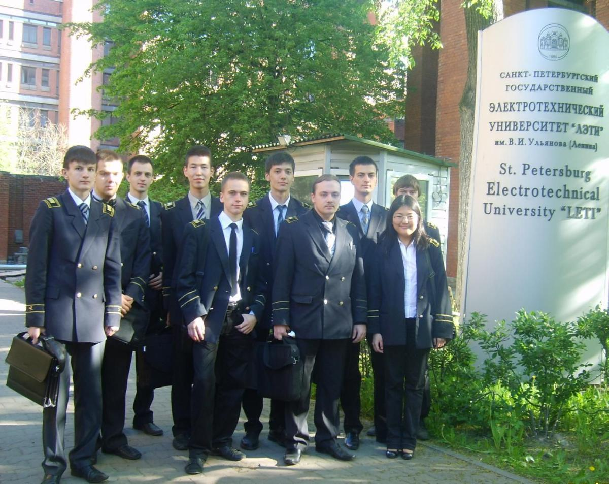 санкт петербургский горный университет фото